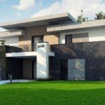 проект каркасно-монолитного дома SDn-444 7