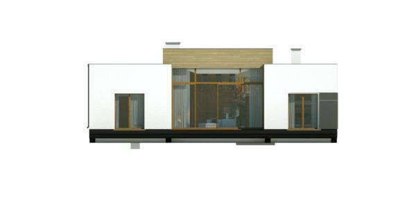 проект каркасно монолитного дома SDn 447 3