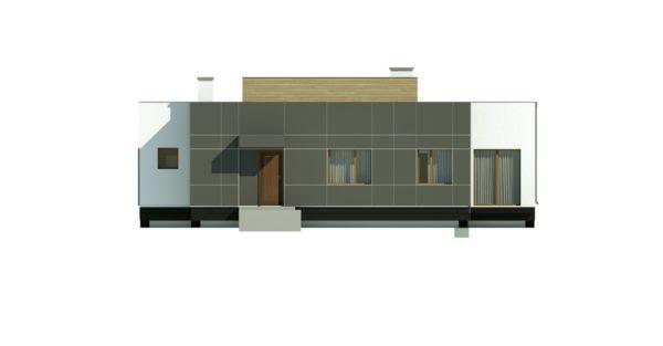 проект каркасно монолитного дома SDn 447 4