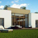 проект каркасно-монолитного дома SDn-447 6