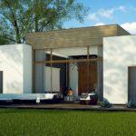 проект каркасно-монолитного дома SDn-447 7