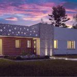 проект каркасно-монолитного дома SDn-451 1
