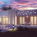 проект каркасно-монолитного дома SDn-451 2