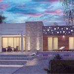 проект каркасно-монолитного дома SDn-451 5