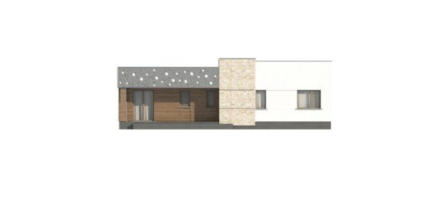 проект каркасно монолитного дома SDn 451 7