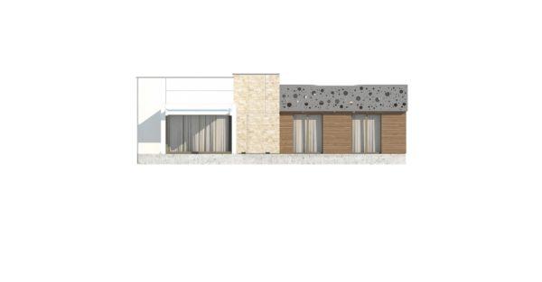 проект каркасно монолитного дома SDn 451 8