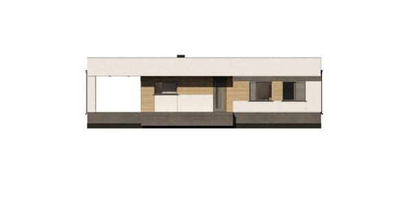 проект каркасно монолитного дома SDn 453 3