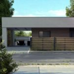 проект каркасно-монолитного дома SDn-453 4