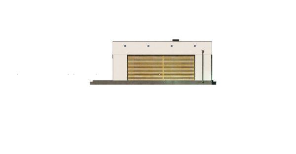 проект каркасно монолитного дома SDn 453 6