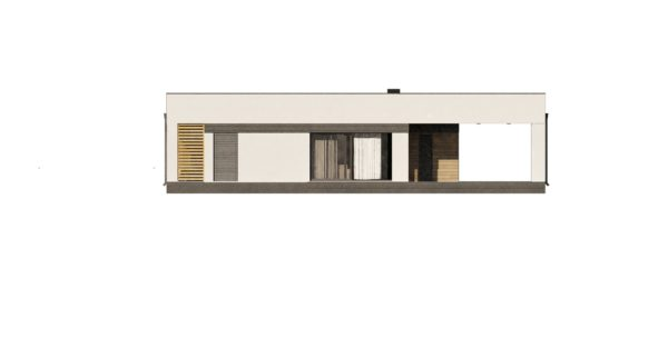проект каркасно монолитного дома SDn 453 7