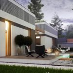 проект каркасно-монолитного дома SDn-454 3