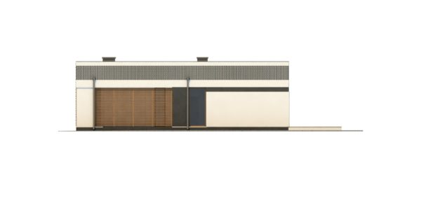 проект каркасно монолитного дома SDn 454 5