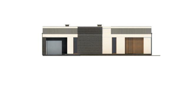 проект каркасно монолитного дома SDn 454 6