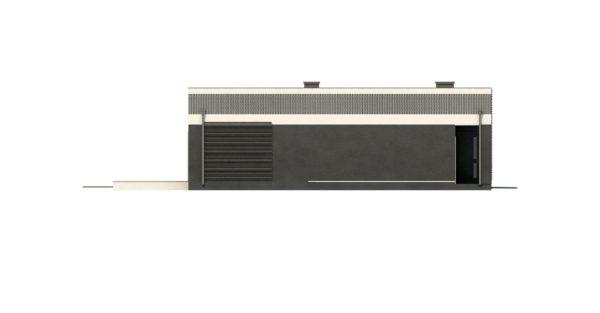 проект каркасно монолитного дома SDn 454 7