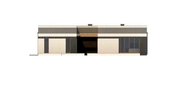 проект каркасно монолитного дома SDn 454 8