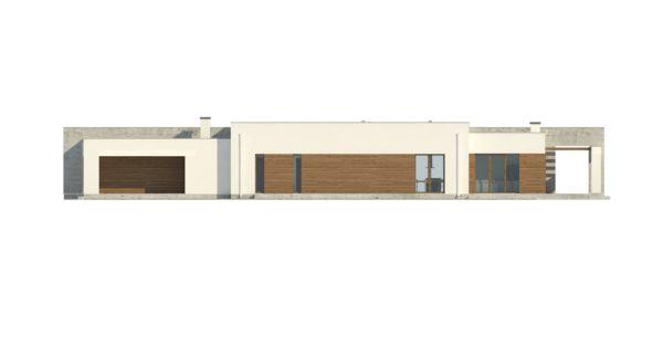 проект каркасно монолитного дома SDn 462 1