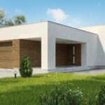 проект каркасно-монолитного дома SDn-462 2