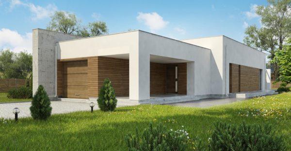 проект каркасно монолитного дома SDn 462 2