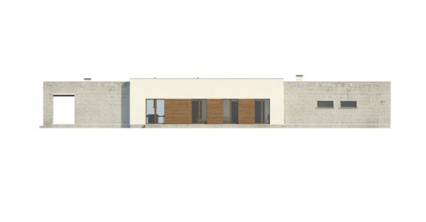 проект каркасно монолитного дома SDn 462 6