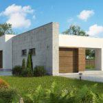 проект каркасно-монолитного дома SDn-462 7