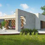 проект каркасно-монолитного дома SDn-462 8