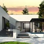 проект каркасно-монолитного дома SDn-468 2