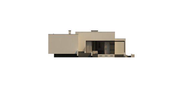 проект каркасно монолитного дома SDn 468 4