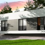 проект каркасно-монолитного дома SDn-468 6