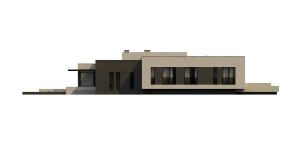 проект каркасно монолитного дома SDn 468 7