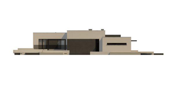 проект каркасно монолитного дома SDn 468 9