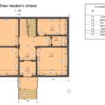 проект каркасного дома SDn-110 2