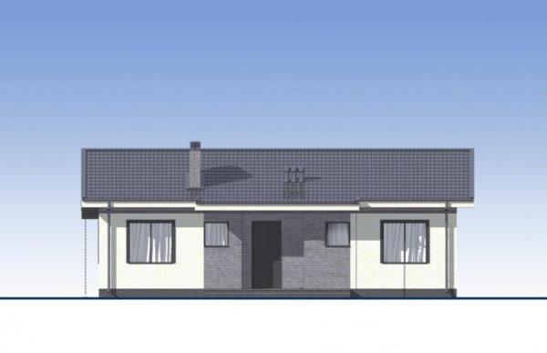 проект каркасного дома SDn 334 2