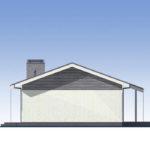 проект каркасного дома SDn-334 3