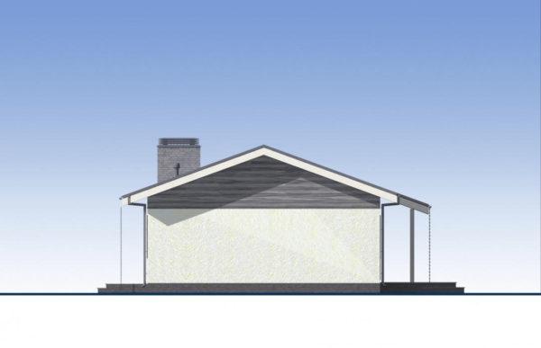 проект каркасного дома SDn 334 3