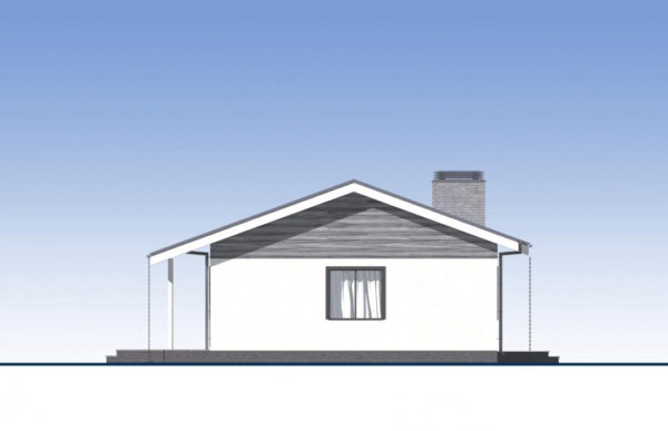 проект каркасного дома SDn 334 5