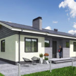 проект каркасного дома SDn-334 6