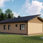 проект каркасного дома SDn-339 1