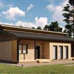 проект каркасного дома SDn-339 3