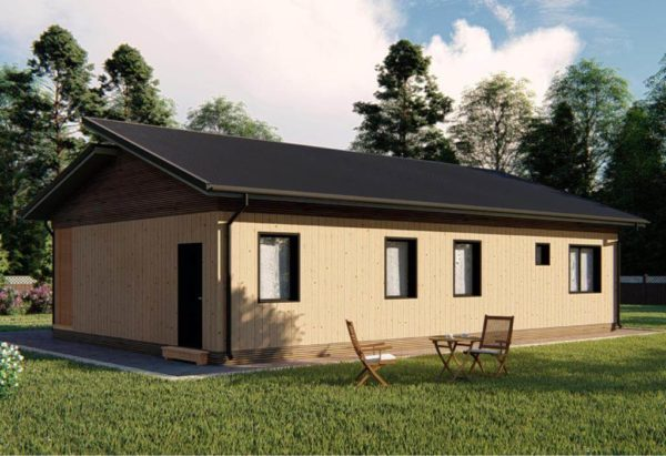 проект каркасного дома SDn 339 5