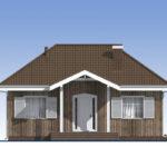 проект каркасного дома SDn-480 2