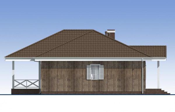 проект каркасного дома SDn 480 5