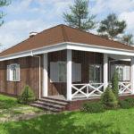 проект каркасного дома SDn-480 8