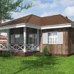 проект каркасного дома SDn-480 9