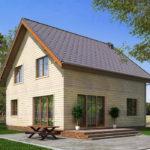 проект каркасного дома SDn-521 10