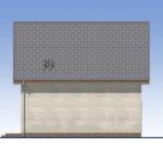 проект каркасного дома SDn-521 3