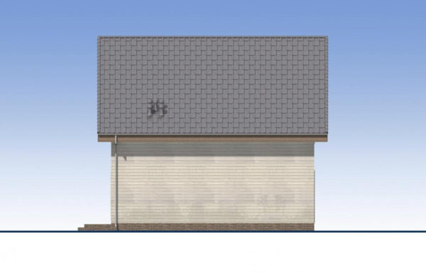 проект каркасного дома SDn 521 3