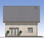 проект каркасного дома SDn-521 5