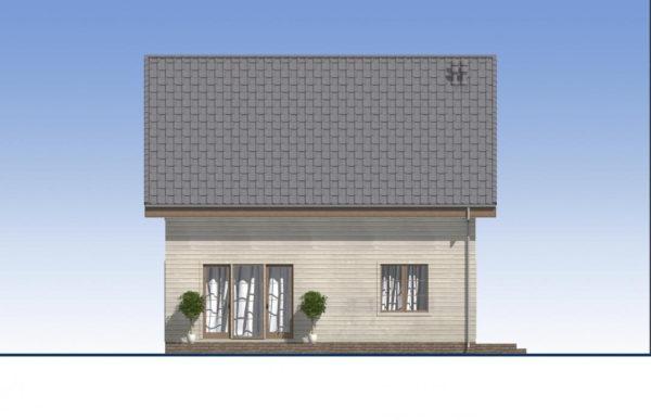 проект каркасного дома SDn 521 5