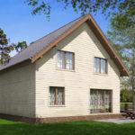 проект каркасного дома SDn-521 9