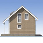 проект каркасного дома SDn-532 3